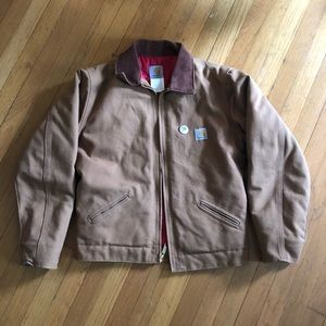 Youth Sz 16 Carhartt Jacket EUC